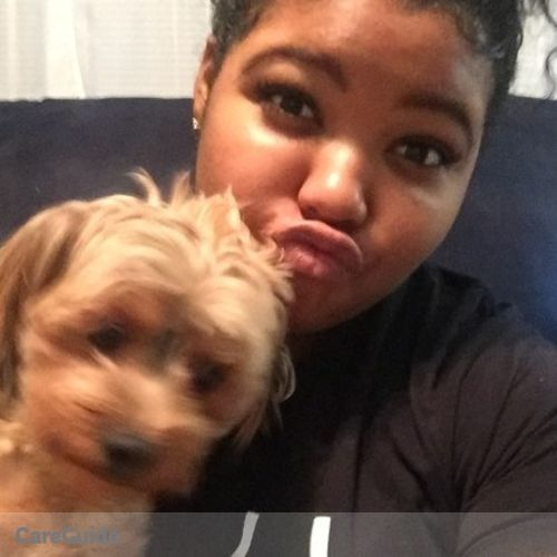 Pet Care Provider Shaquita W's Profile Picture