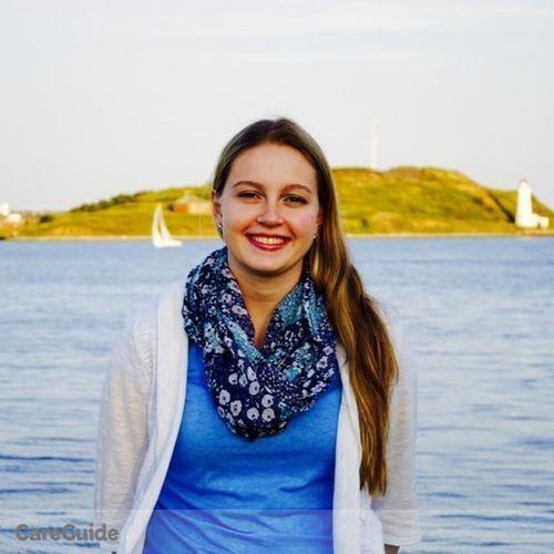 Canadian Nanny Provider Victoria Chambers's Profile Picture