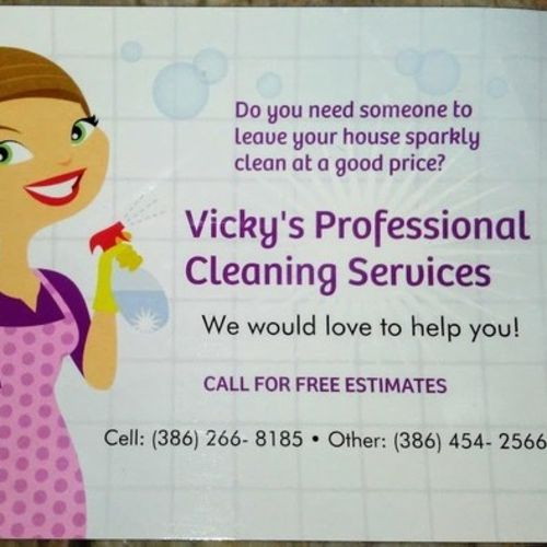 Housekeeper Provider Victoria Gonzalez's Profile Picture