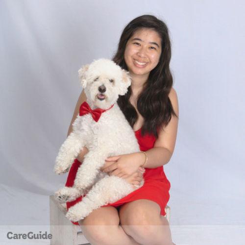 Pet Care Provider Angelica Le's Profile Picture