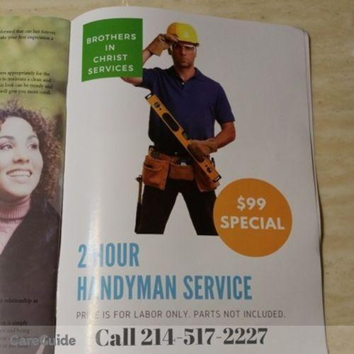 Handyman Provider Dexter Allen's Profile Picture