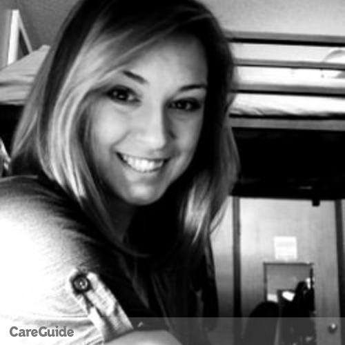 Canadian Nanny Provider Kacie Weber's Profile Picture