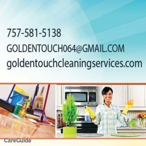 Housekeeper Provider Salisha George's Profile Picture