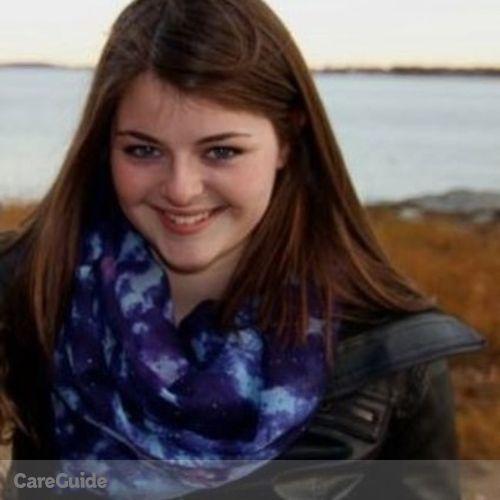 Child Care Provider Jenna Arsenault's Profile Picture
