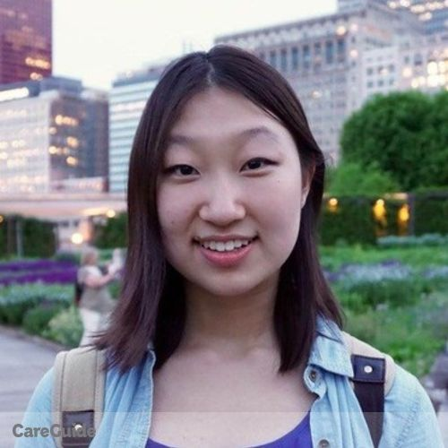 Pet Care Provider Chelsea Wang's Profile Picture