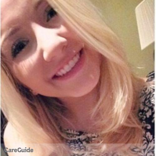 Canadian Nanny Provider Vanessa Wiebe's Profile Picture