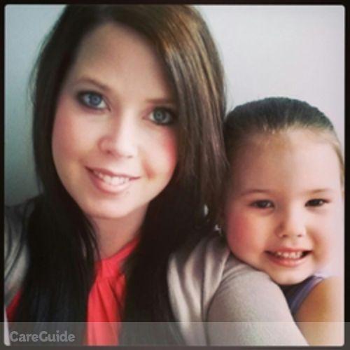 Canadian Nanny Provider Melissa Merrill's Profile Picture