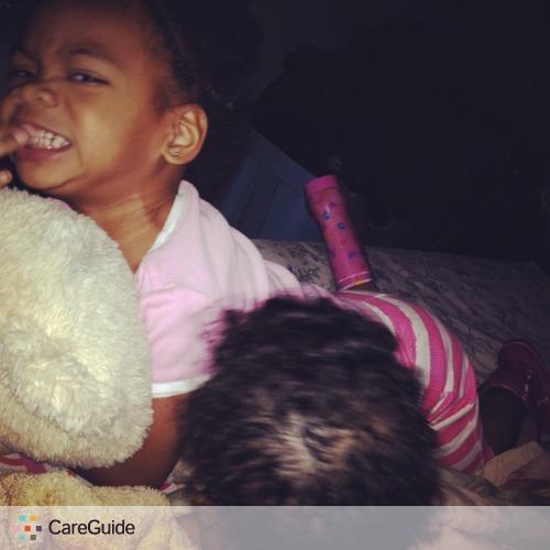 Child Care Provider Jasmine Jordan's Profile Picture