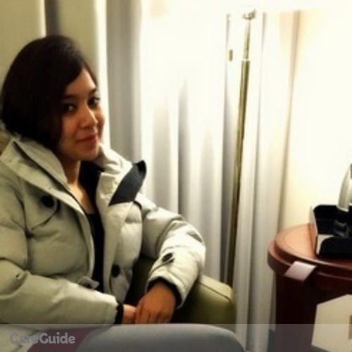 Canadian Nanny Provider Bushra H's Profile Picture
