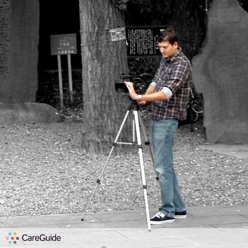 Videographer Provider Mark Hartenau's Profile Picture