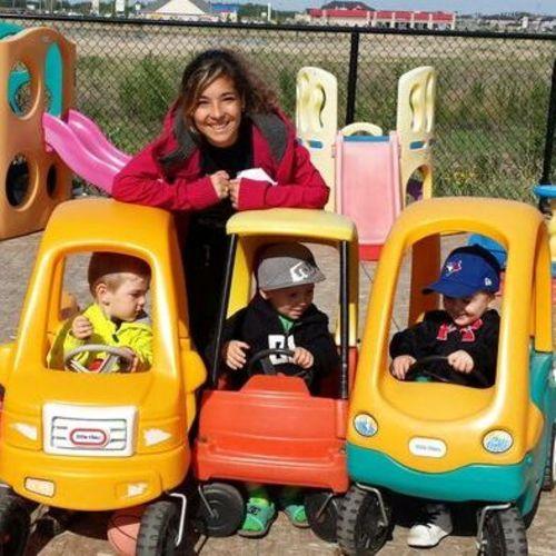 Child Care Provider Cindy-Amélie G's Profile Picture
