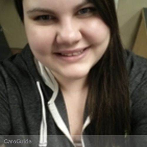 Canadian Nanny Provider Jackie Newman's Profile Picture
