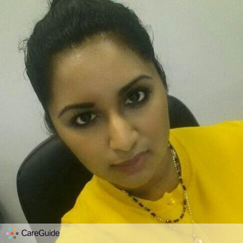 Child Care Provider Sunita Moonilal's Profile Picture