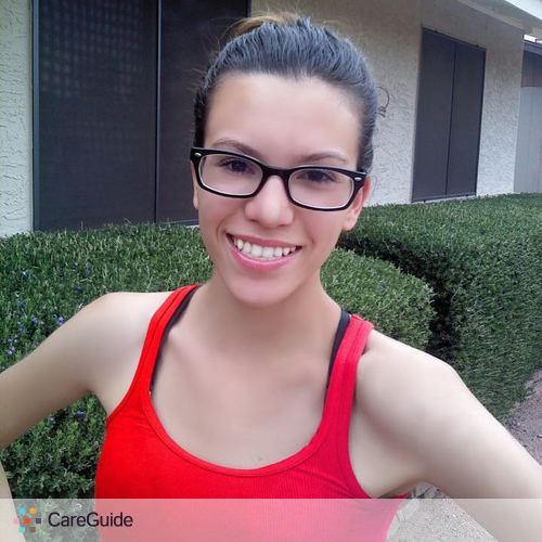 Pet Care Provider Briana Carpenter's Profile Picture