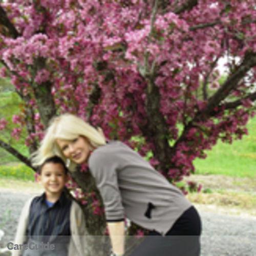 Canadian Nanny Provider Elizabeth Harden's Profile Picture