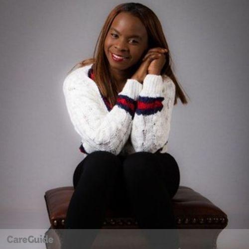 Canadian Nanny Provider Emma Magda Jean Pierre's Profile Picture