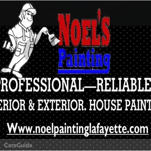Painter Provider Noel S's Profile Picture