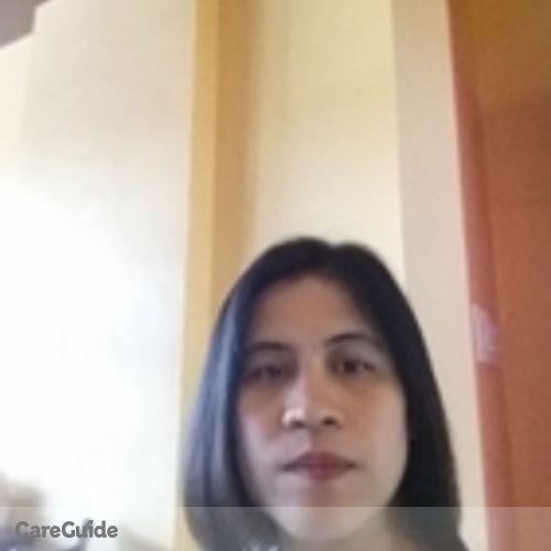 Canadian Nanny Provider Sofia Marcella canayon's Profile Picture