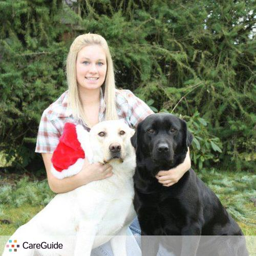 Pet Care Provider Katie Loghry's Profile Picture
