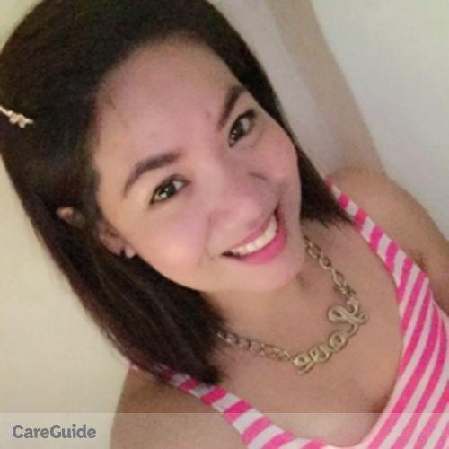 Canadian Nanny Provider Mae Anne L's Profile Picture