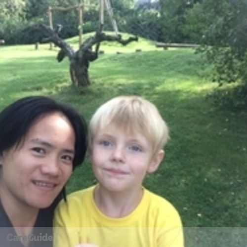 Canadian Nanny Provider Larnie Bungubong's Profile Picture