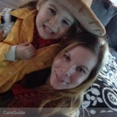 Canadian Nanny Provider Brittany Mctaggart's Profile Picture