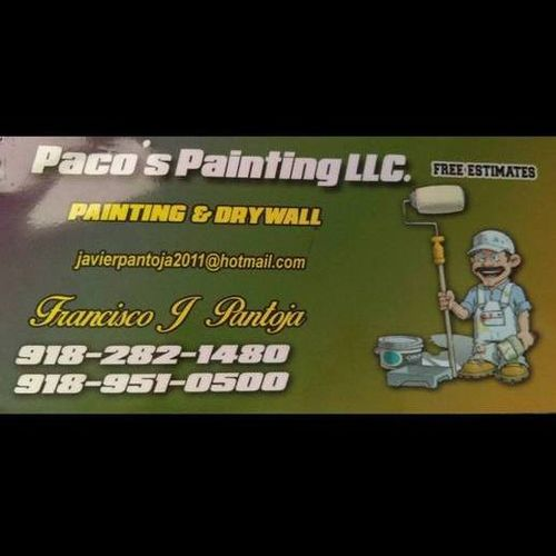 Painter Provider Francisco P's Profile Picture