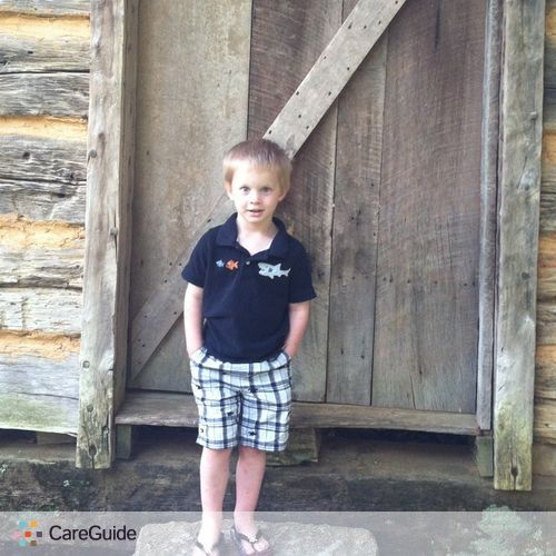 Child Care Job Jamie Seavers's Profile Picture