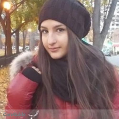 Canadian Nanny Provider Marjan Rahmanian's Profile Picture