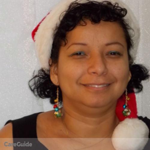 Canadian Nanny Provider Quiroga Rodriguez Doris leoniza's Profile Picture