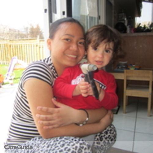 Canadian Nanny Provider Hiddielen Torio's Profile Picture