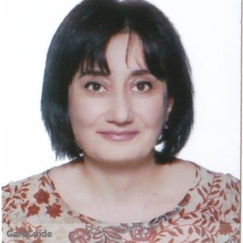 Canadian Nanny Provider Ruzanna Khachatryan's Profile Picture