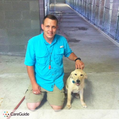 Pet Care Provider Wade Cashion's Profile Picture