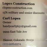 Very Experienced Handyman/Remodeling (Denver and surrounding areas)