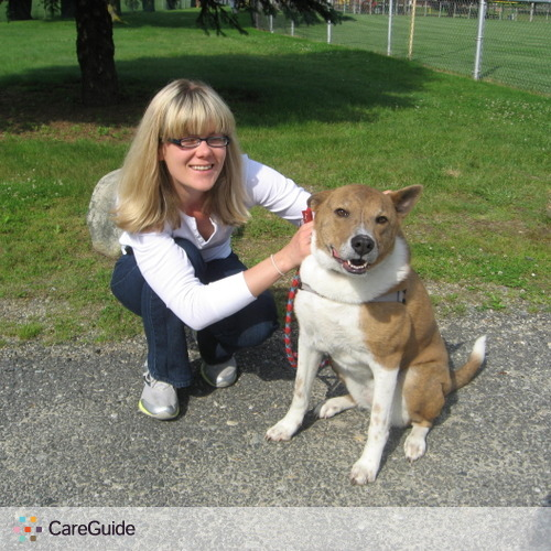 Pet Care Provider Anna Fitzgibbons's Profile Picture