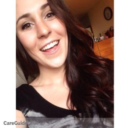 Canadian Nanny Provider Michaela Menezes's Profile Picture