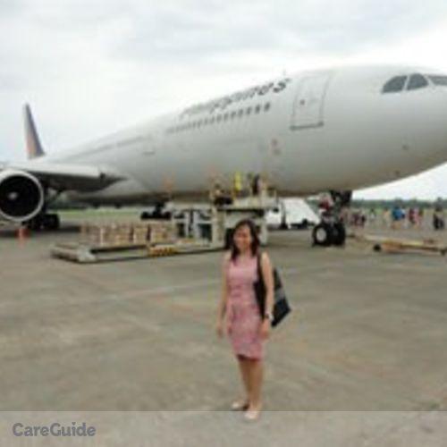 Canadian Nanny Provider Janemyla Jamias's Profile Picture