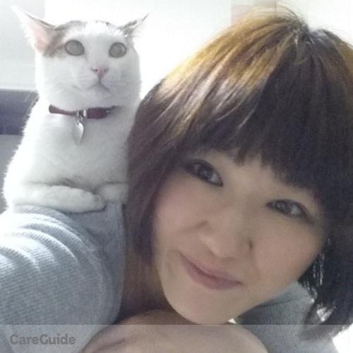 Pet Care Provider Allie H's Profile Picture