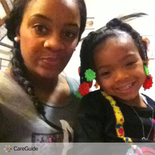 Child Care Provider Ebony Martin's Profile Picture
