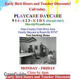 Babysitter, Daycare Provider in Roseville