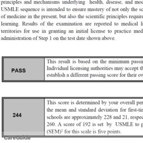 Archived - - USMLE STEP 1 & Step 2 CK Tutor (2+ Years