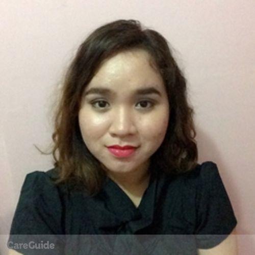 Canadian Nanny Provider Dianne Michelle R's Profile Picture