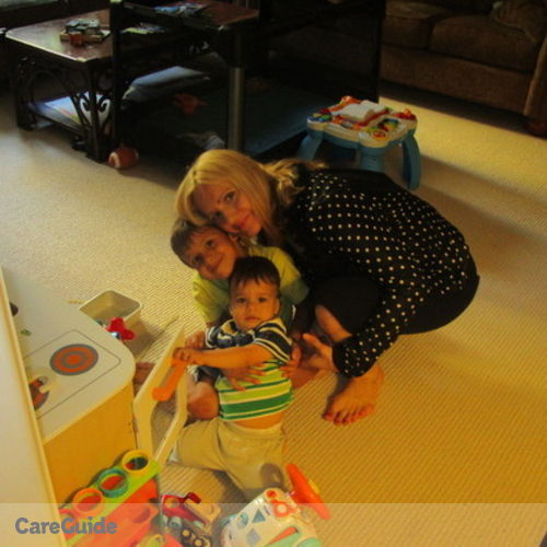 Canadian Nanny Provider Ella S's Profile Picture
