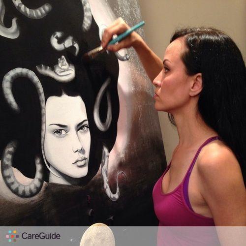 Painter Provider Tashina Suzuki's Profile Picture