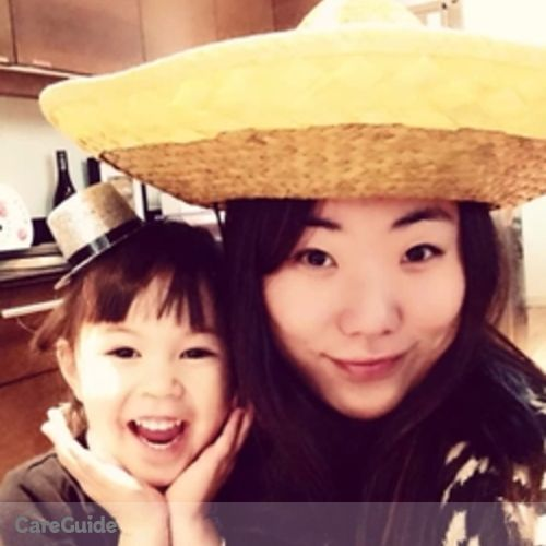 Canadian Nanny Provider Ting Y's Profile Picture