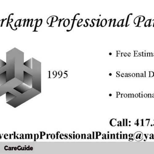 Painter Provider Matt Haverkamp's Profile Picture