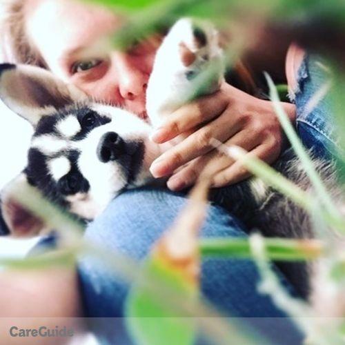 Pet Care Provider Jessica A's Profile Picture