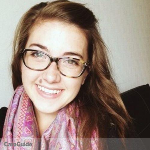 Canadian Nanny Provider Megan P's Profile Picture