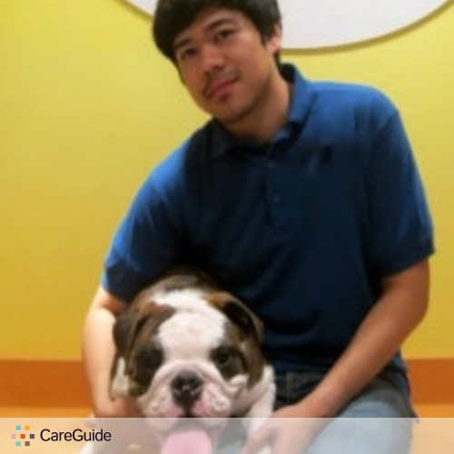 Pet Care Provider Erwin M.'s Profile Picture