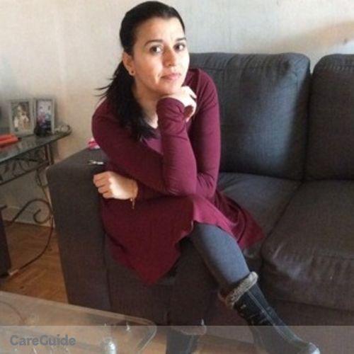 Canadian Nanny Provider Ambreen Ijaz's Profile Picture
